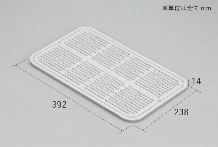 グラストレーのサイズ