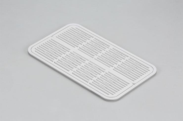 キッチンに溶け込む究極のシンプルデザイン